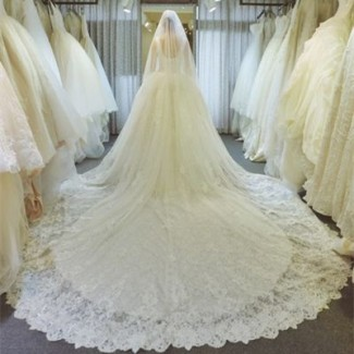 Гипюр свадебный