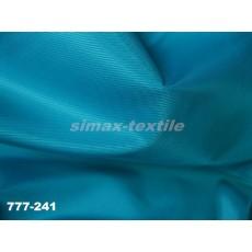 Ткань подкладочная Т210 диагональ Голубой