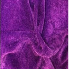 Велюр стрейч Фиолетовый