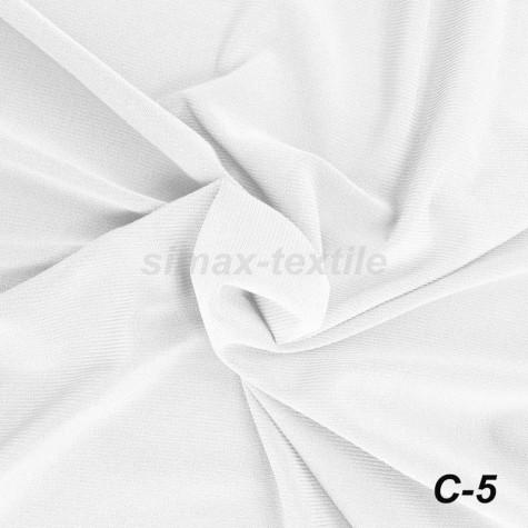 МАСЛО трикотаж Белый, С-5 Белый